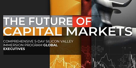 The Future of Capital Markets | Executive Program | January tickets