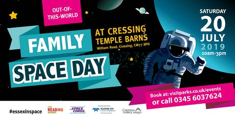 Space Day! tickets