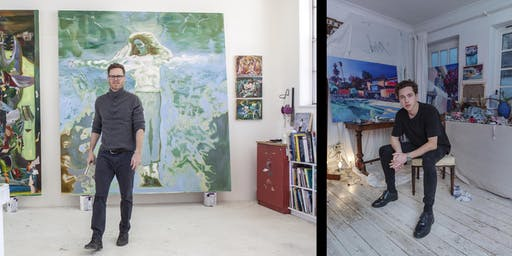 Private View | Joshua Hagler: Chimera | Rex Southwick: Querencia | 18 July
