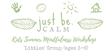 Little Kids Mindfulness & Meditation Summer Workshop (ages 3-6) tickets