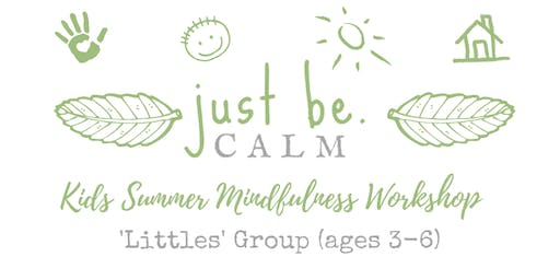 Little Kids Mindfulness & Meditation Summer Workshop (ages 3-6)