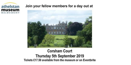 Private tour of Corsham Court tickets