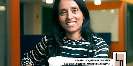 LADYDRINKS MENTORING LUNCH: FINDING YOUR VOICE WITH MITA MALLICK, UNILEVER tickets