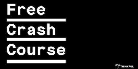 Free Crash Course   JavaScript Fundamentals tickets