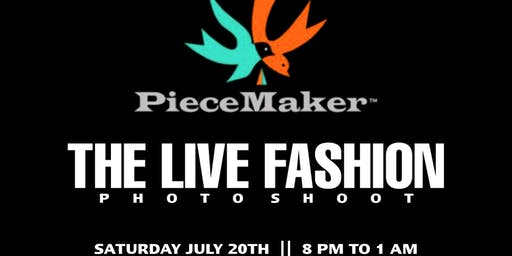 The Live Fashion Photo Shoot