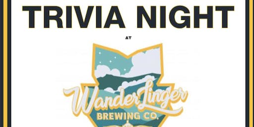 Trivia Night @ Wanderlinger Brewing - Every Monday