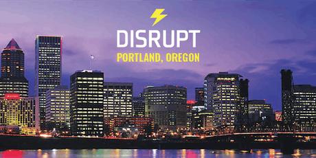 DisruptHR Portland tickets