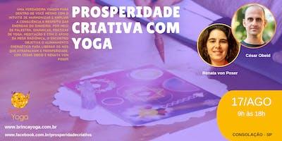 Prosperidade Criativa com Yoga