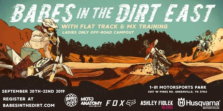 Babes in the Dirt East  tickets