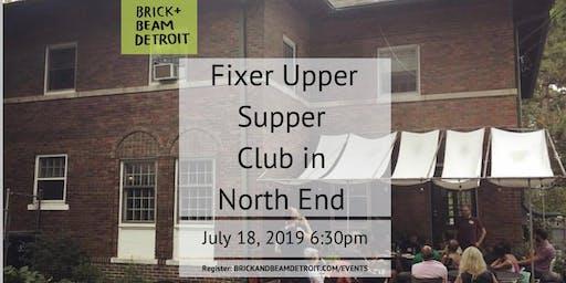North End Fixer Upper Supper Club