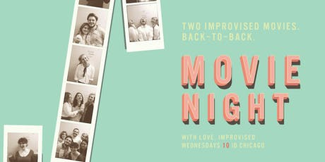 Movie Night (with Love, Improvised) tickets