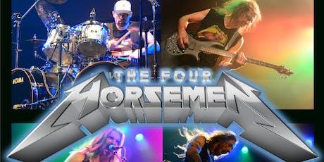 The Four Horseman - Metallica Tribute, Blue Rising tickets