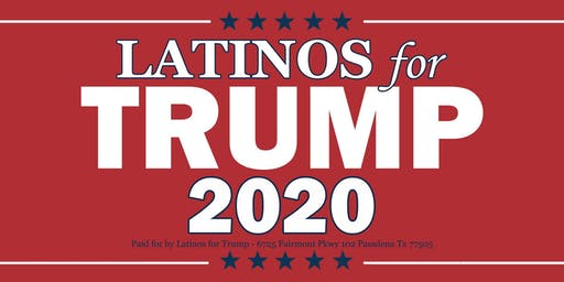 Latinos for Trump Meet & Greet