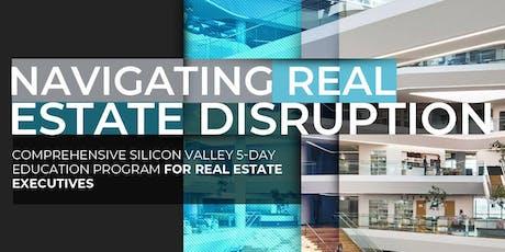 Navigating Real Estate Disruption | Executive Program | October tickets