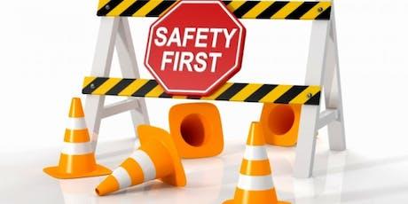 Safety Workshop For Realtors, Investors, Landlords, Appraisers, Inspectors tickets