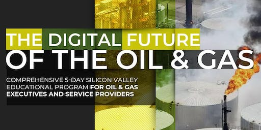 The Digital Future of the Oil & Gas Industry | April