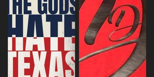 Arts in the Woods- Summer Concert series- the Gods Hate Texas & David and the Dynamos