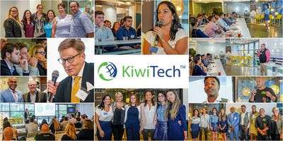 Launch Your Startup with a Technology & Capital Partner - KiwiTech MeetUp