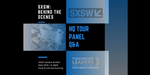 SXSW HQ Happy Hour, Panel & Tour