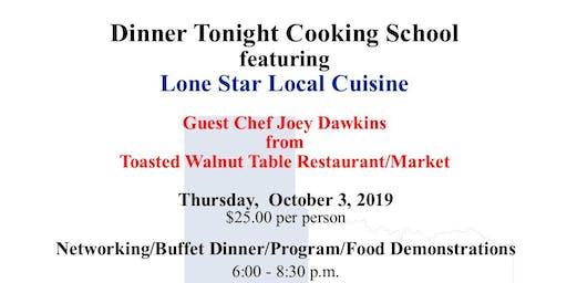 2019 Dinner Tonight Cooking School