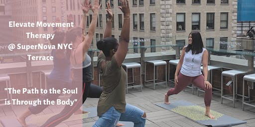 Sunrise Rooftop Yoga Summer Series - Time Square