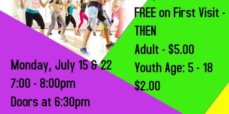 July - Pflugerville Pfriends and Pfamily Fun Workout tickets