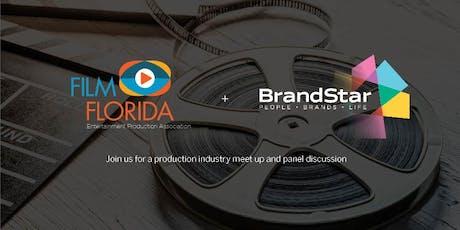 Film Florida x BrandStar tickets
