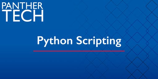 Python Scripting: Intro to Programming - Atlanta - Classroom South - Room 403/405