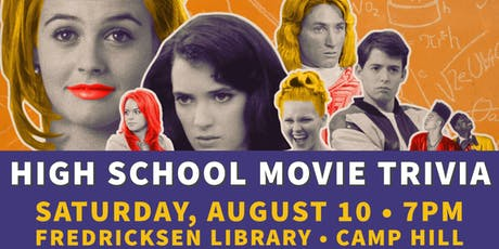 Trivia After Hours – High School Movie Challenge (B.Y.O.B.) tickets