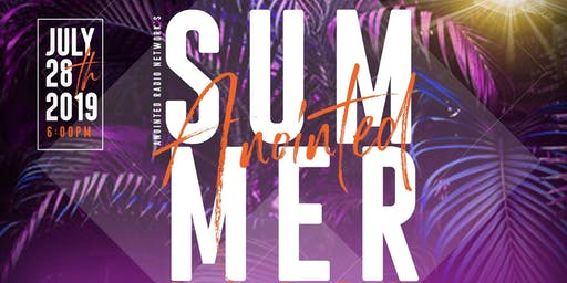 Anointed Radio Network Presents Anointed Summer Party