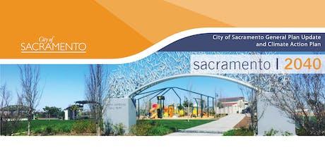 Sacramento 2040 | North Natomas Community Plan Area Meeting tickets