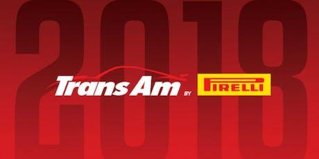 Pirelli 2019 Trans Am  tickets