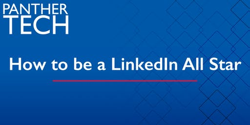How to be a LinkedIn All-Star - Atlanta - Classroom South - Room 401