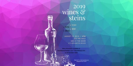 Wines and Steins tickets
