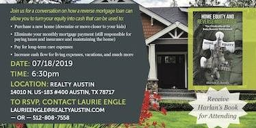 Buy a New Home with a Reverse Mortgage