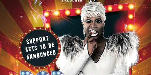 KLUB KIDS PARIS presents BOB THE DRAG QUEEN (ages 18+)