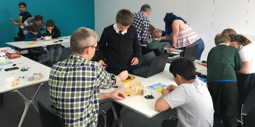 Edinburgh Storm (CoderDojo) - August 15th