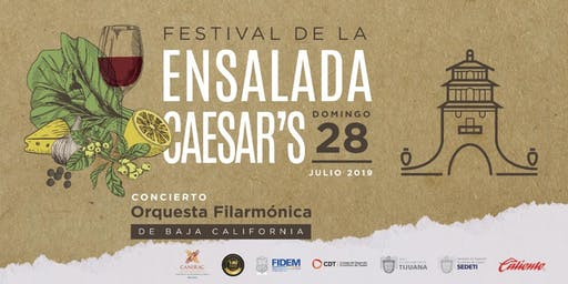 Festival de la Ensalada Caesar's