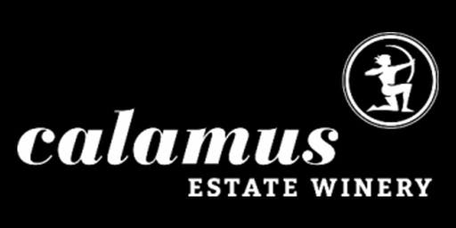 Ontario Wine Society Presents Calamus Estate Winery from Niagara at Michaels On The Thames