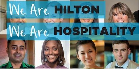 Hotel Jobs Hiring Event @ Hilton Irvine tickets