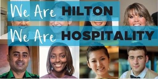 Hotel Jobs Hiring Event @ Hilton Irvine