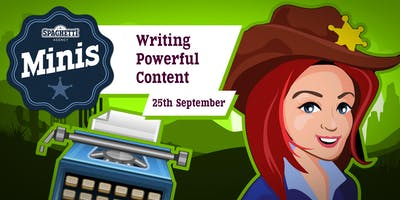Copywriting Course - Writing Powerful Content - September 2019