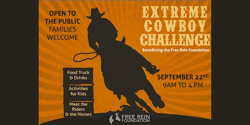 Extreme Cowboy Challenge-September 22nd