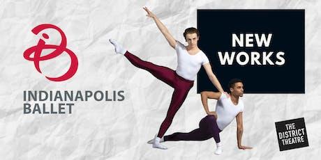 New Works Showcase Series tickets