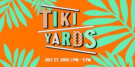 Tiki Yards tickets