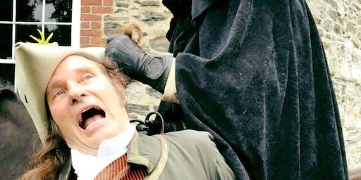 The Legend of Sleepy Hollow in Salem