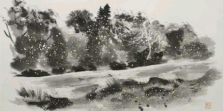 Sumi-E: Japanese Ink Painting Evening Classes - Art Course Toronto tickets