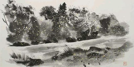 Sumi-E: Japanese Ink Painting Evening Classes - Art Course Toronto
