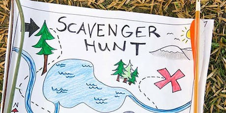 Scavenger Hunt for Youth tickets