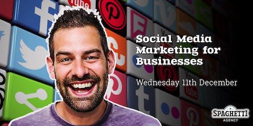 Social Media Marketing for Businesses - December 2019